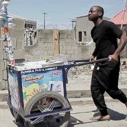 Davido sells ice cream, Burna Boy cuts grass in King Special